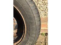 New Michelin tyre R14 185 65