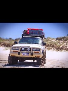 1995 Toyota LandCruiser 80 Series with a lot of equipment. Fremantle Fremantle Area Preview
