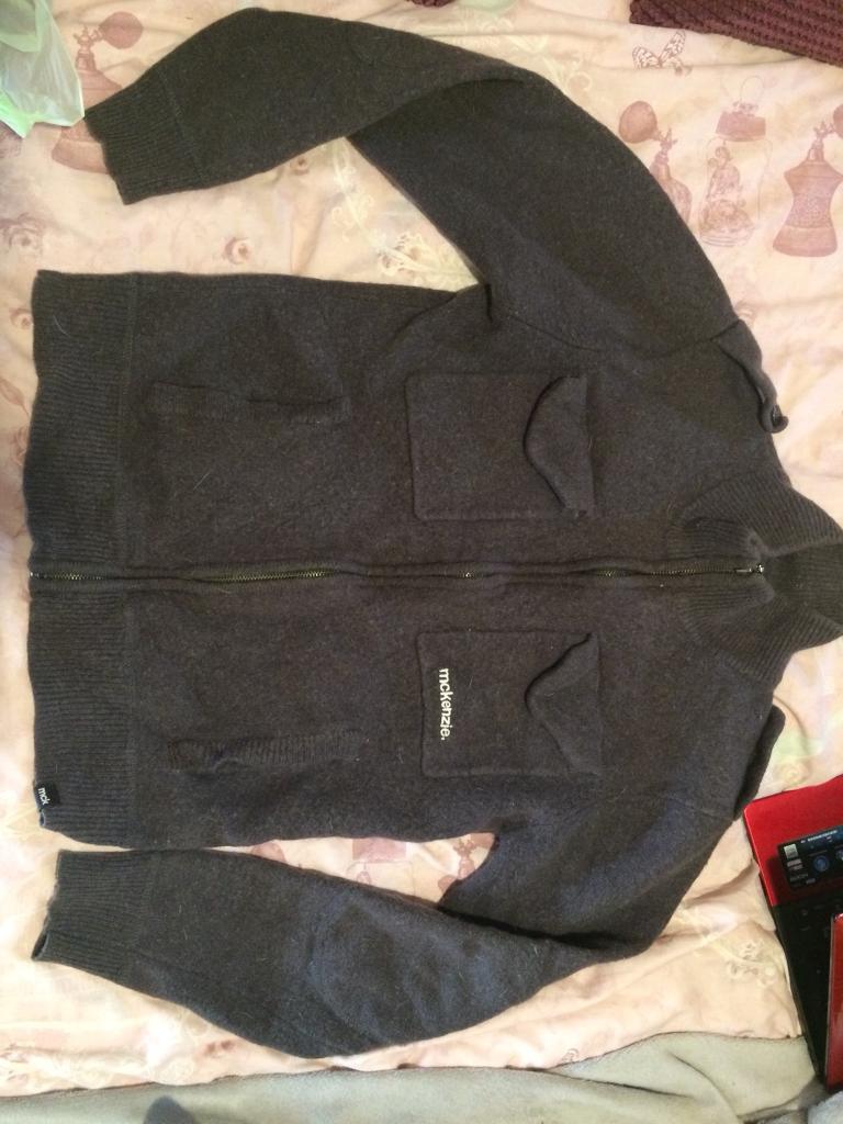 Mckenzie wool jacket