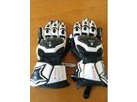 WOLF motor bike gloves