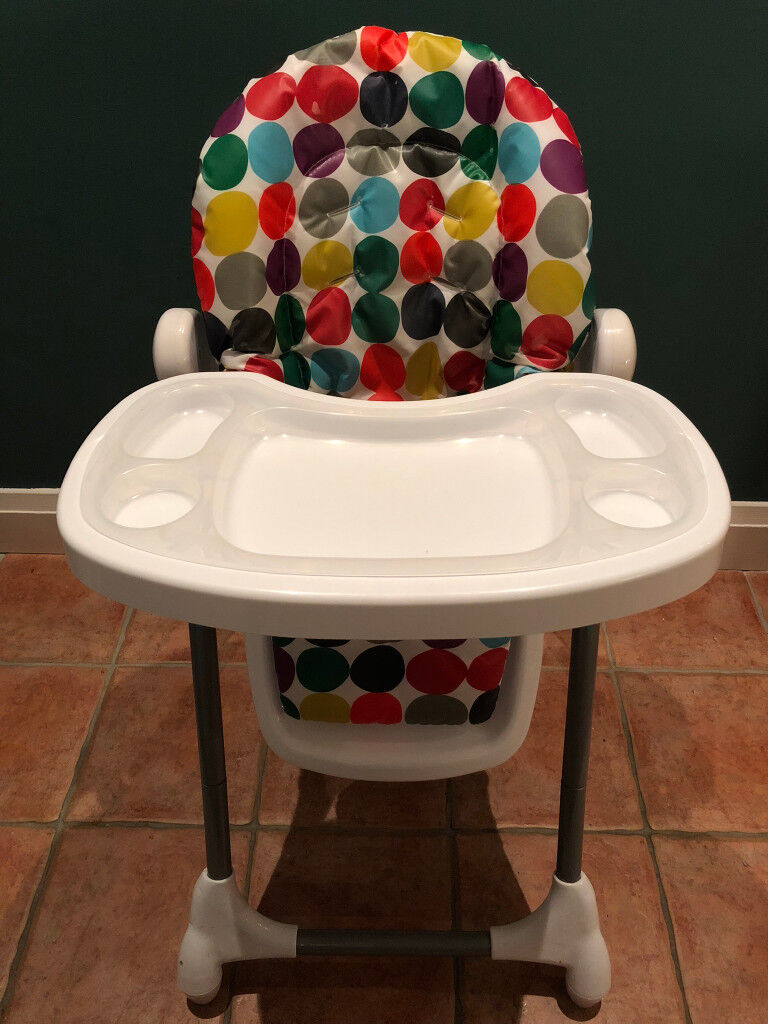 Mamas & Papas Adjustable High Chair