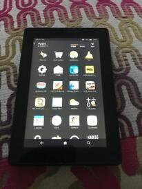 Kindle fire hd boxed
