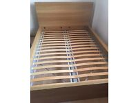 Bed Frame Ikea Malm nearly new [6 months old]