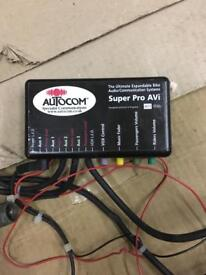 Motorcycle Autocom pro AVI