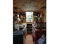 2012 37ft Narrowboat 'Puck' Liveaboard Boat - SOLD Subject to payment