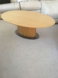 DINING/COFFEE EXTENDING HEIGHT TABLE