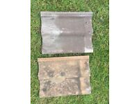 Free - Used roof tiles