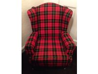 Laura Ashley Two Seater, Armchair and Electric Recliner