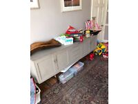 Toy Cupboard/Storage cupboard. Multi Purpose for play room or garage