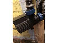 Oase pond filter pump