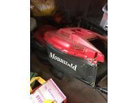 Miuntfield petrol mower
