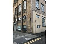 Two offices / studios available in bright modern corner unit in EH6