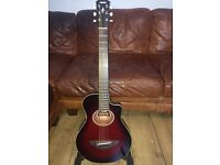 Selling my lovely 6 month old Yamaha APX T2 electro acoustic travel guitar
