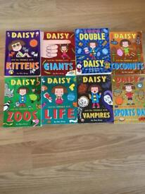 Daisy and the trouble with.... (8 Books)