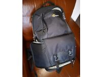 LowerPro FASTPACK BP 250 AW II Camera backpack, mint condition! FOR SALE!