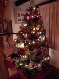 Christmas Tree 6.5 foot