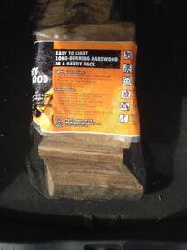 [New/Sealed] Big K Kiln Dry Hardwood Logs FSC