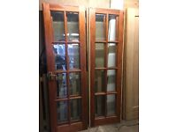 Internal French Doors For Sale (bargain at only £50.00)