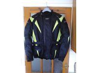 Gents Waterproof Motorcycle Jacket