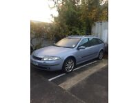 renault laguna 2000 for spare or repair runs well front windows not working