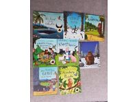 Various Julia Donaldson Books £1 each. Collection only.