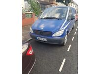 Mercedes vito 111 cdi for sale or swap with crew van