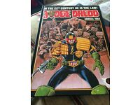 Judge Dredd 1983 annual