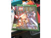 Lego Star Wars force awakens Xbox one