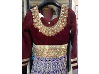 Punjabi Indian Asian Pakistani dress long