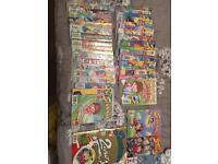 39-40 Senninha Comic Books Original Release Ayrton Senna Brazil Rare Comics