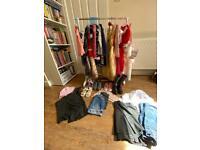 Job lot of girls clothes 4-5yrs, 5-6yrs, 6-7yrs