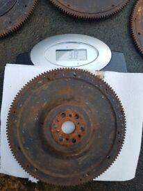 Ford 2ltr pinto lightened flywheels