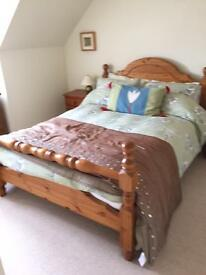 Comfortable double room for let