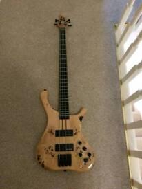 H.K Custom Bass