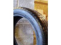 Car tyre Goodyear NCT 5 245/40 R18 93Y 'Run-flat' TYRE
