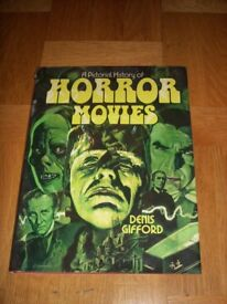 A Pictorial History of Horror Movies by Denis Gifford.