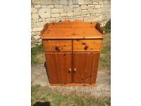 Pine Dresser/Cabinet