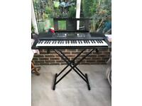 Yamaha PSRE343 piano/keyboard
