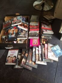 mixed DVDs some are brand new for sale