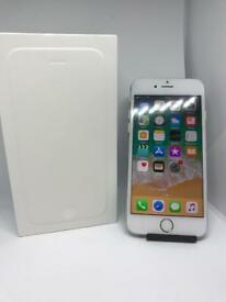 iPhone 6 Silver 16gb O2 Grade B