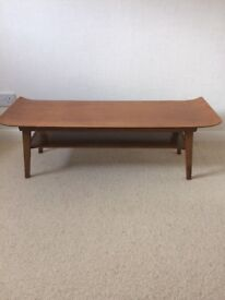 1960's coffee table