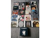 Job lot of jazz blues funk rock cds