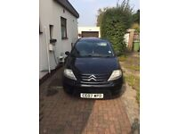 breaking a nice citroen c3 petrol black all of the parts are available