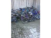 30-40 bikes £300 for all of them