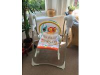 Fisher Price 3 in 1 swing / rocker