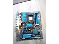 Cpu and motherboard for sale