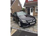 Mercedes Benz C220D SE Auto 4 Door