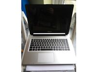 Asus k46cm Ultrabook, Nvidia graphics, Core i5 laptop