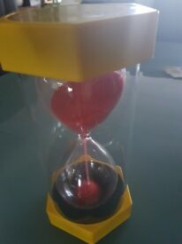 Giant 3 Minute Sand Timer