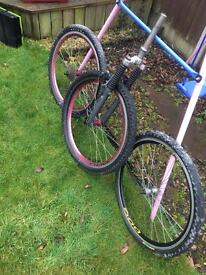 Ddg hoola rims x3 for collection